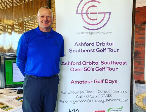 """Lucky Phil Mill"" Claims Major Win in New Over 50's Golf Tour!"